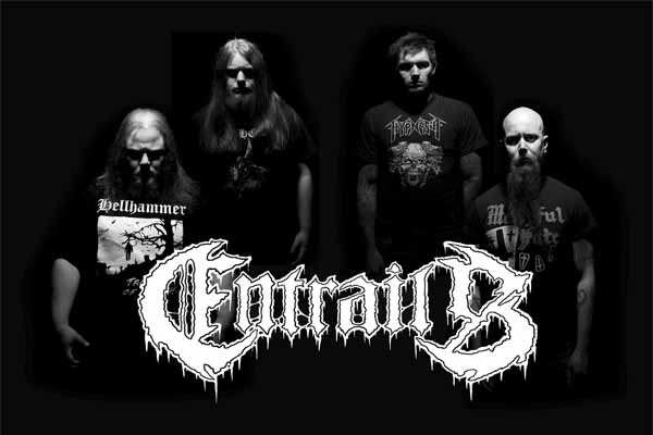 Nuevo single en streaming de los suecos ENTRAILS