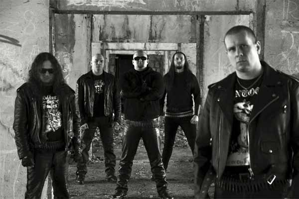 "INFERNAL WAR publican su nuevo album ""Axiom"" en streaming"