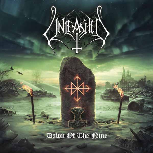 UNLEASHED (swe) Album Cover