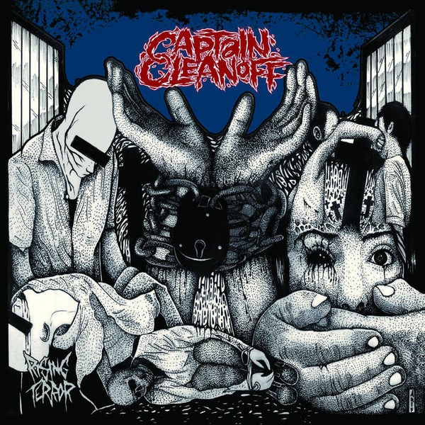 "CAPTAIN CLEANOFF ""Rising Terror"""