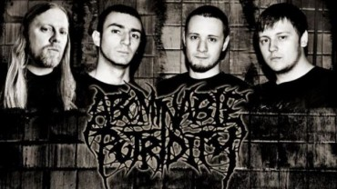 ABOMINABLE PUTRIDITY fichan por Unique Leader Records