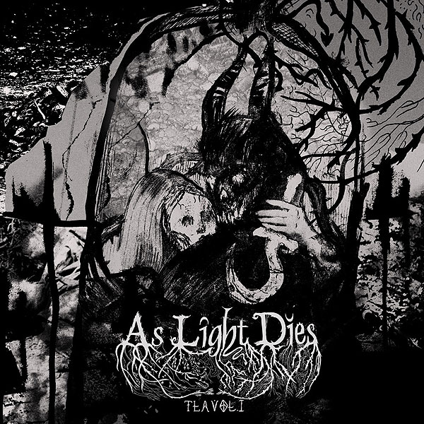 "AS LIGHT DIES ""The Love Album – Vol. 1"""
