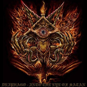 "DEIPHAGO ""Into the Eye of Satan"""