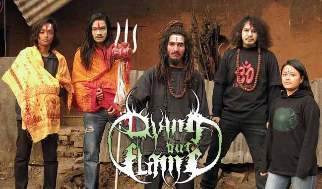 DYING OUT FLAME: Hinduismo, espiritualidad y Death Metal