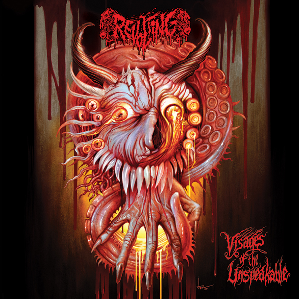 REVOLTING (swe) Album Cover