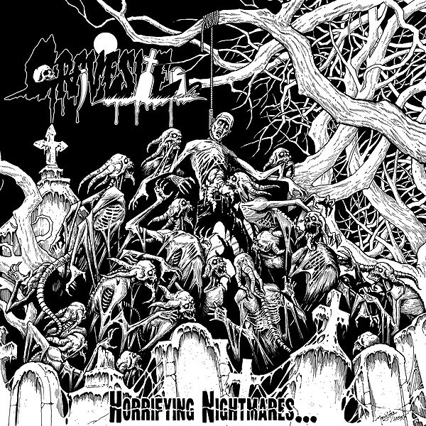 GRAVESITE «Horrifying Nightmares…»