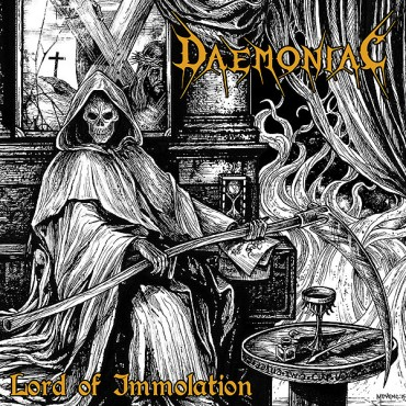 "DAEMONIAC ""Lord of Immolation"""