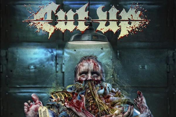 "CUT UP publican su debut ""Forensic Nightmares"" en streaming"