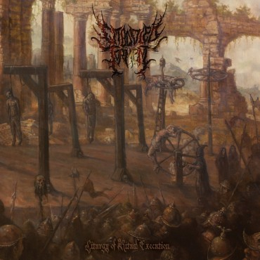 "EMBODIED TORMENT ""Liturgy of Ritual Execution"""