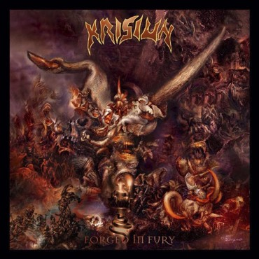 KRISIUN «Forged in Fury»
