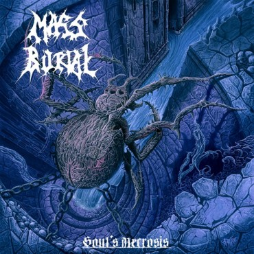 "MASS BURIAL ""Soul's Necrosis"""