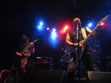MELECHESH + KEEP OF KALESSIN + TRIBULATION + EMBRYO – Madrid (Spa), Sala Caracol (18/05/2015)