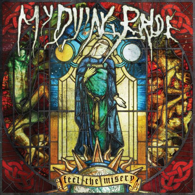 "MY DYING BRIDE ""Feel the Misery"""