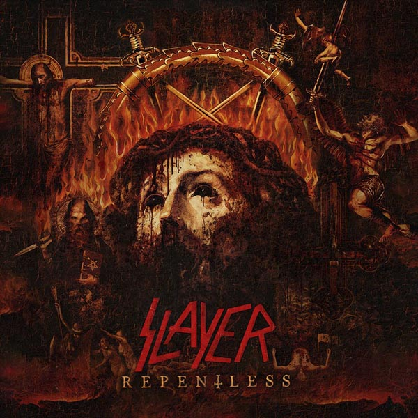 "SLAYER ""Repentless"""
