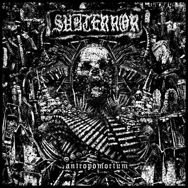SUBTERROR (bra) Album Cover