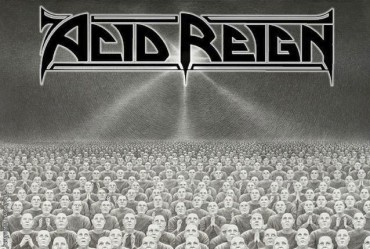 ACID REIGN lanzan un video-lyric de su nuevo single!