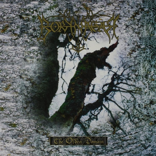 "BORKNAGAR ""The Olden Domain"" (Reissue)"
