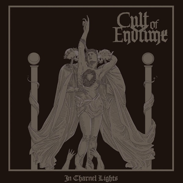 CULT OF ENDTIME (fin) Album Cover