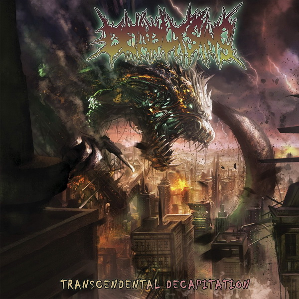 "DEADLY SINS ""Trascendental Decapitation"""