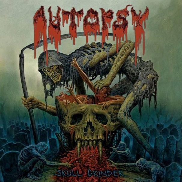 AUTOPSY (usa) Album Cover