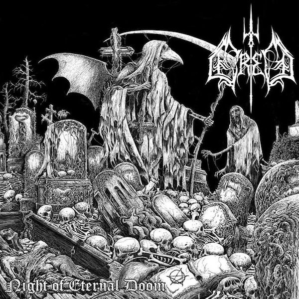 "ERED ""Night of Eternal Doom"""