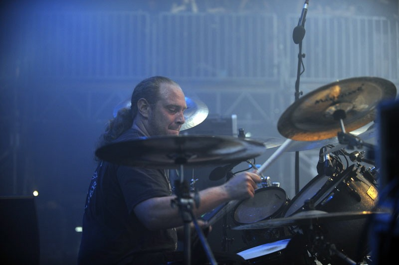 Muere Martin Kearns, baterista de BOLT THROWER