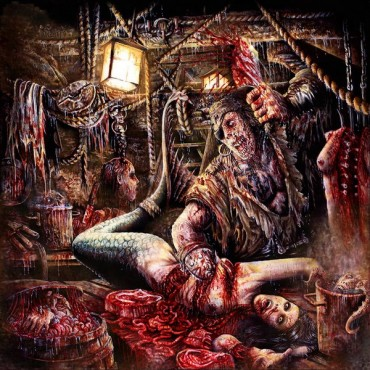 "THE DARK PRISON MASSACRE ""A Blood Clot Ejaculation"""