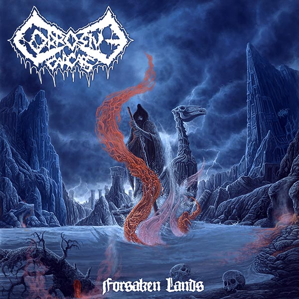 CORROSIVE CARCASS (swe) Album Cover