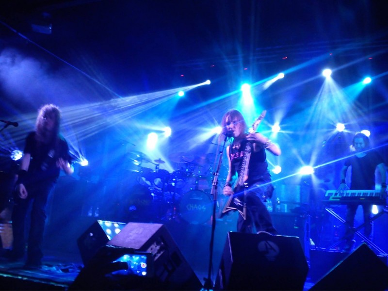 CHILDREN OF BODOM + SYLOSIS – Valencia (spa), Sala Repvblicca (01.11.2015)