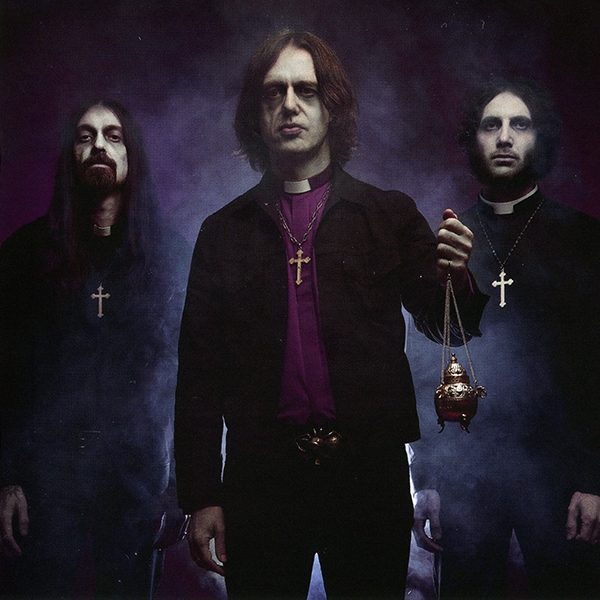 WITH THE DEAD (uk) Album Cover