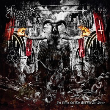 """ALASTOR SANGUINARY EMBRYO """"For Satan and the Ruin of the Divine"""""""