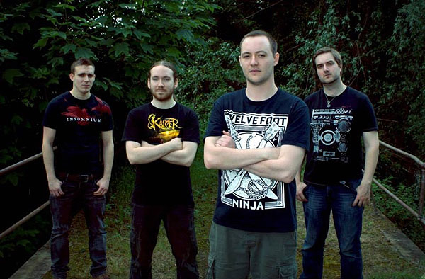Los meloDeath ingleses COUNTLESS SKIES fichan por Kolony Records