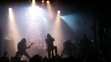 TAAKE + THE 3rd ATTEMPT + ORKAN + DOMINANZ – Madrid (spa), Sala Caracol (06.10.15)