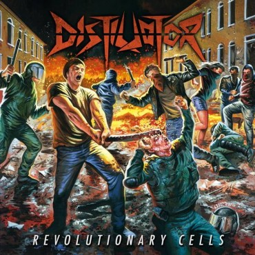 "DISTILLATOR ""Revolutionary Cells"""