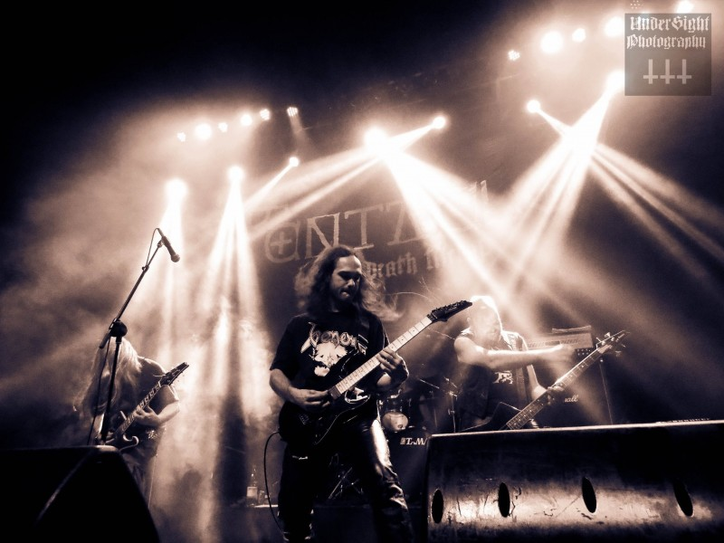 PENTACLE – Santiago (Chile), Club Kamasu (14.11.2015) y Bar Mi Bar (16.11.2015)