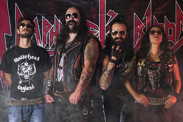 Streaming al completo del nuevo álbum de BAPHOMET'S BLOOD