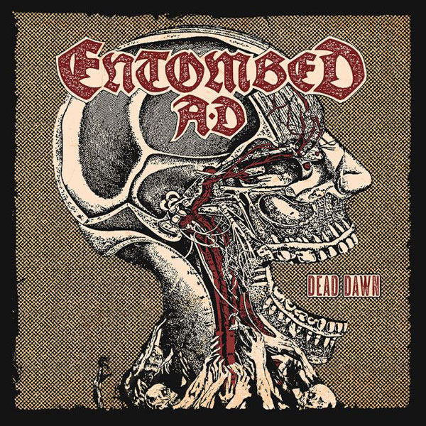 ENTOMBED A.D. (swe) Album Cover