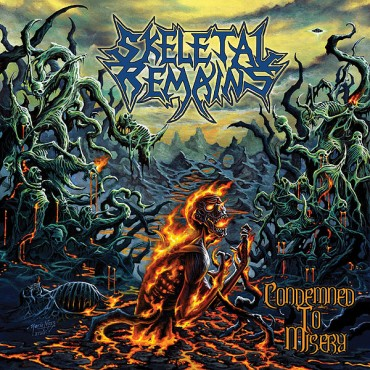 "SKELETAL REMAINS ""Condemned to Misery"""