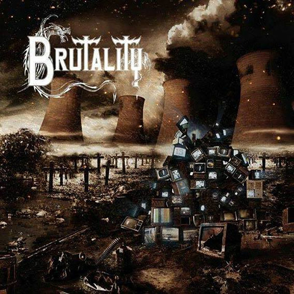 BRUTALITY (usa) Album Cover