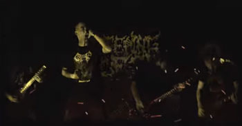 CREEPING FLESH – Terrorize