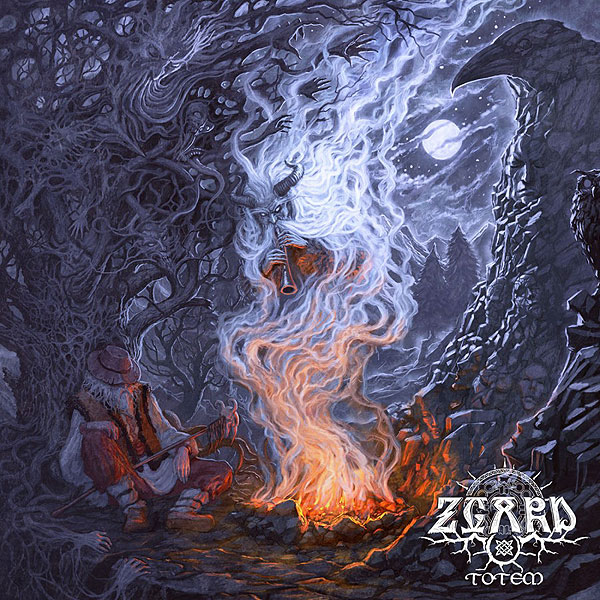 ZGARD (ukr) Album Cover