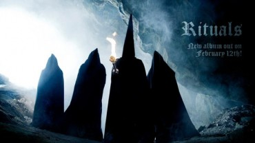 "Streaming al completo del nuevo álbum de ROTTING CHRIST ""Rituals"""