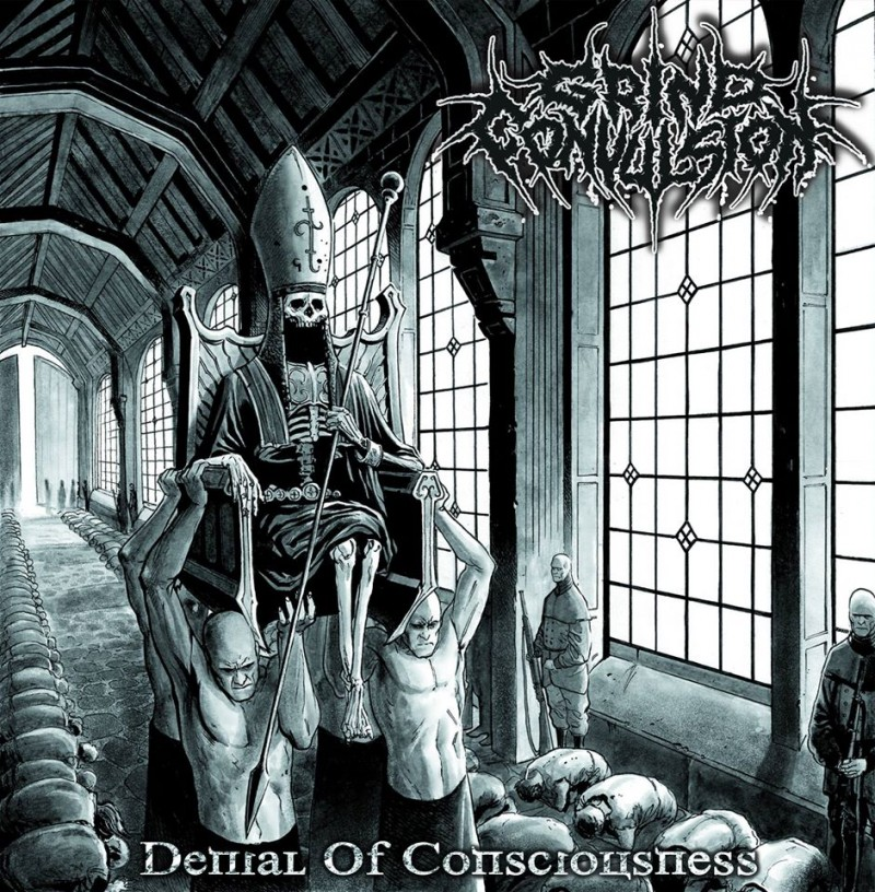 "GRIND CONVULSION ""Denial Conciousness"""