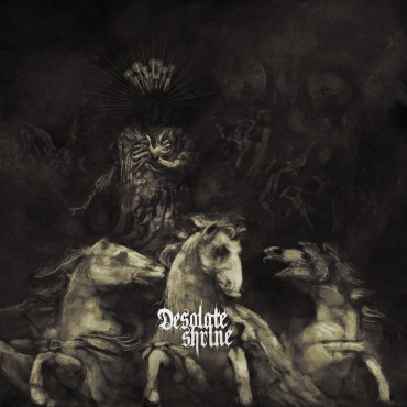 "DESOLATE SHRINE ""The Heart of the Netherworld"""