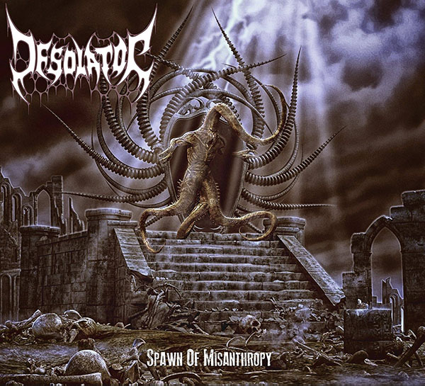 DESOLATOR (swe) Album Cover