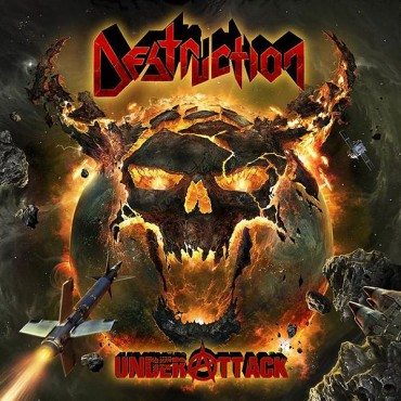 "DESTRUCTION ""Under Attack"""