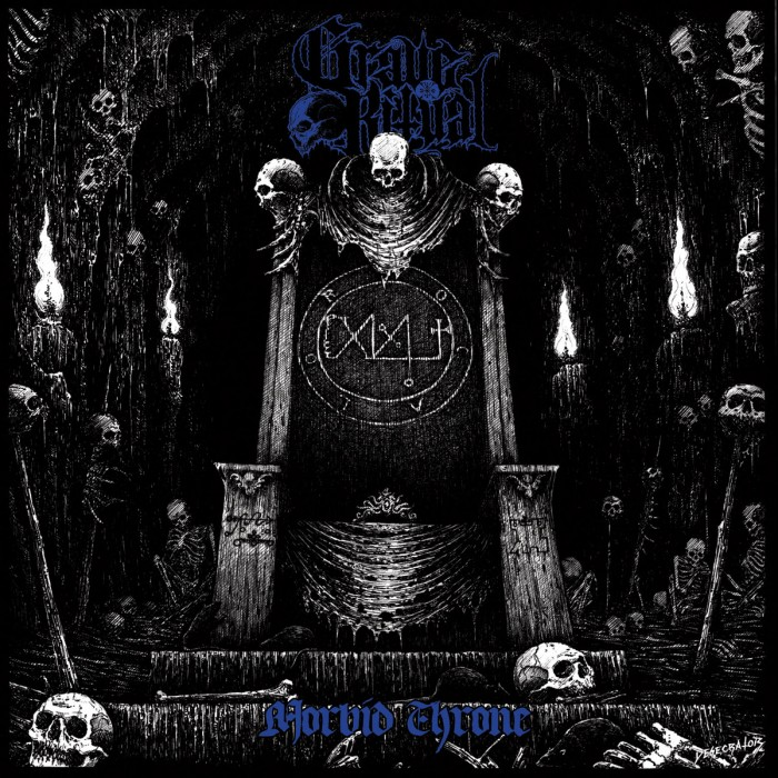 GRAVE RITUAL (usa) Album Cover
