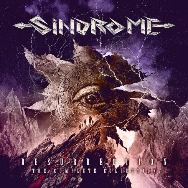 SINDROME (usa) Album Cover