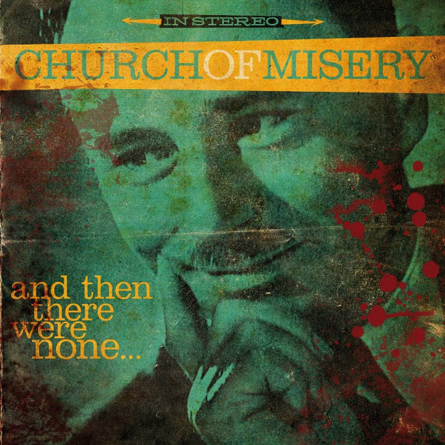 CHURCH OF MISERY (jap) Album Cover