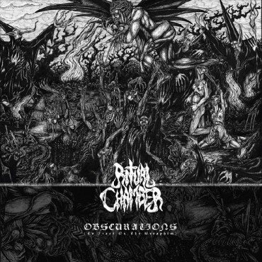 "RITUAL CHAMBER ""Obscurations (To Feast On the Seraphim)"""